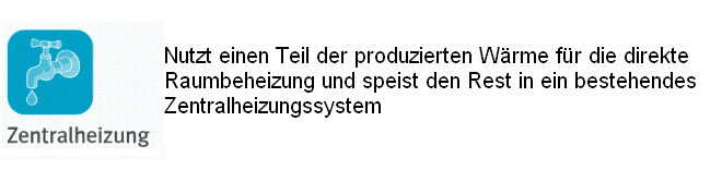 Zentralheizungsherd Lohberger Vario Line - LC 90 Style