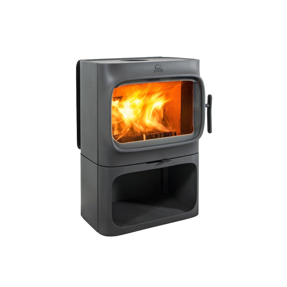 kaminofen gussofen jotul f 305 b online kaufen feuer fuchs von jotul a s mit. Black Bedroom Furniture Sets. Home Design Ideas
