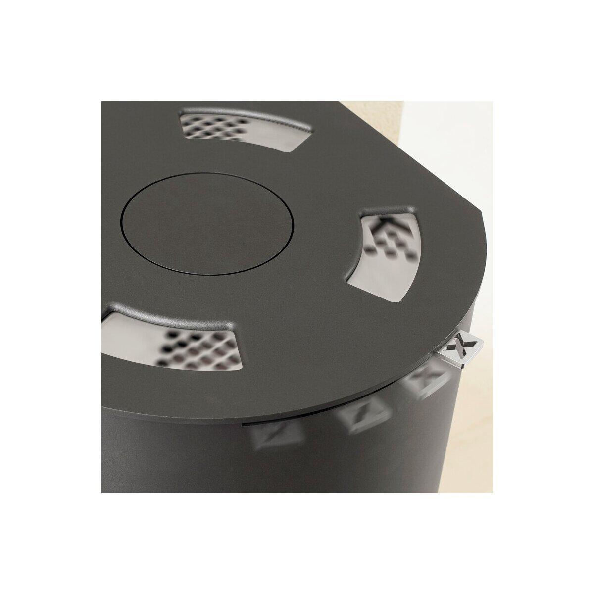 kaminofen austroflamm tower xtra 2 0 w rmespeicherung 4 kw. Black Bedroom Furniture Sets. Home Design Ideas