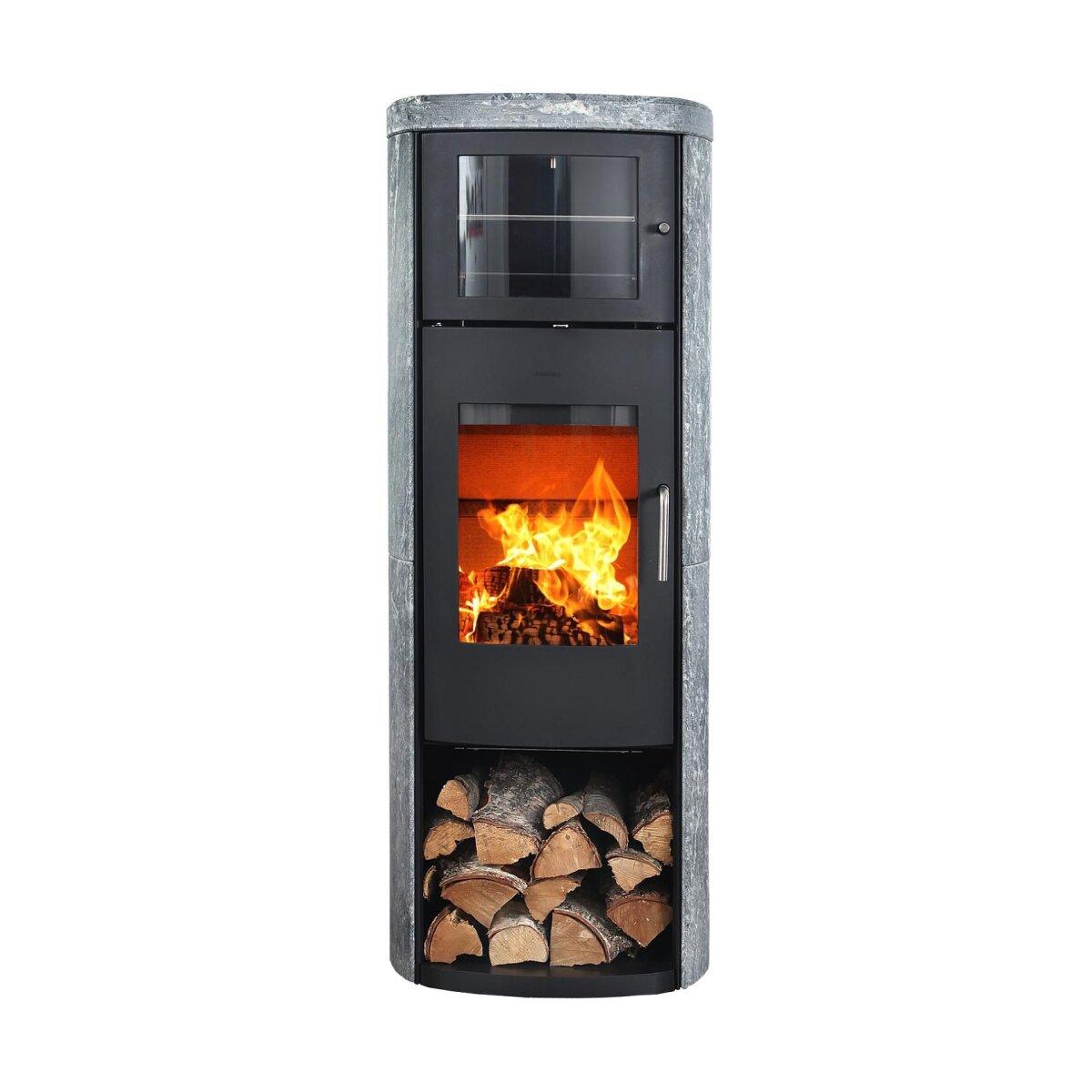 kaminofen gussofen morsoe 8259 speckstein mit warmhaltefach 7 kw von morsoe. Black Bedroom Furniture Sets. Home Design Ideas