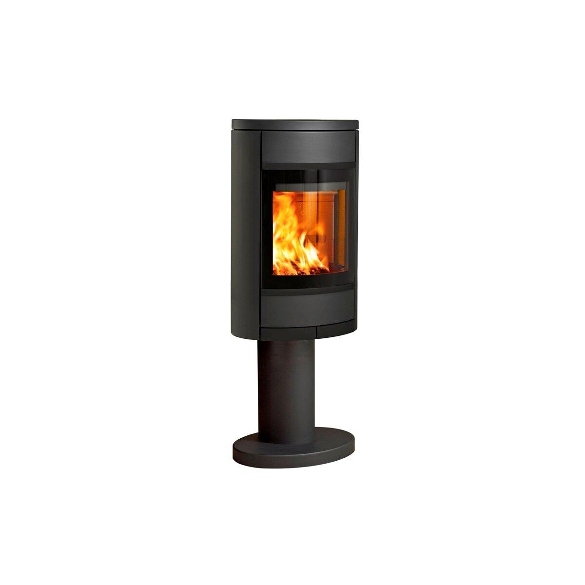kaminofen scan 68 3 auf s ule online kaufen feuer fuchs. Black Bedroom Furniture Sets. Home Design Ideas