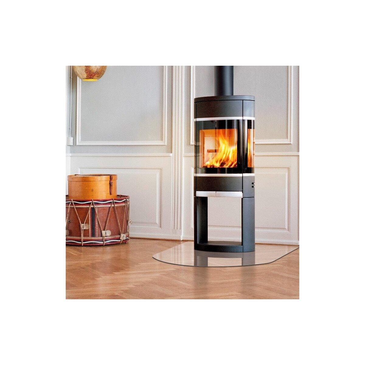 kaminofen scan 68 12 offener sockel online kaufen. Black Bedroom Furniture Sets. Home Design Ideas