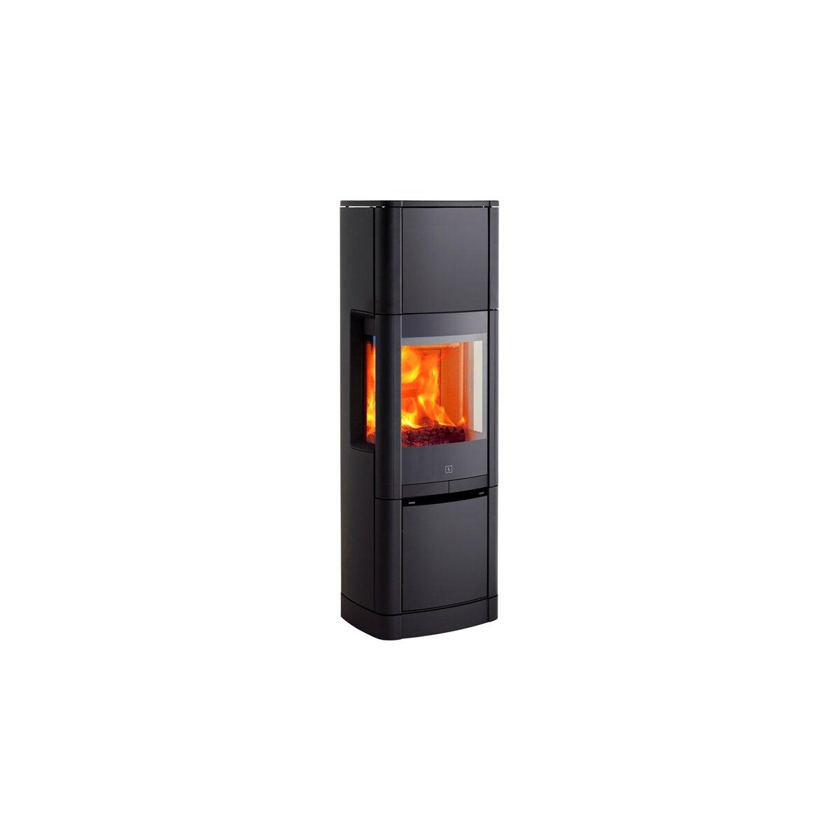 kaminofen scan 65 10 hightop online kaufen feuer fuchs. Black Bedroom Furniture Sets. Home Design Ideas