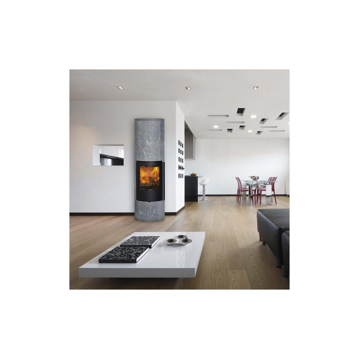 kaminofen jydepejsen troja 45 online kaufen feuer fuchs von jydepejsen a s mit. Black Bedroom Furniture Sets. Home Design Ideas