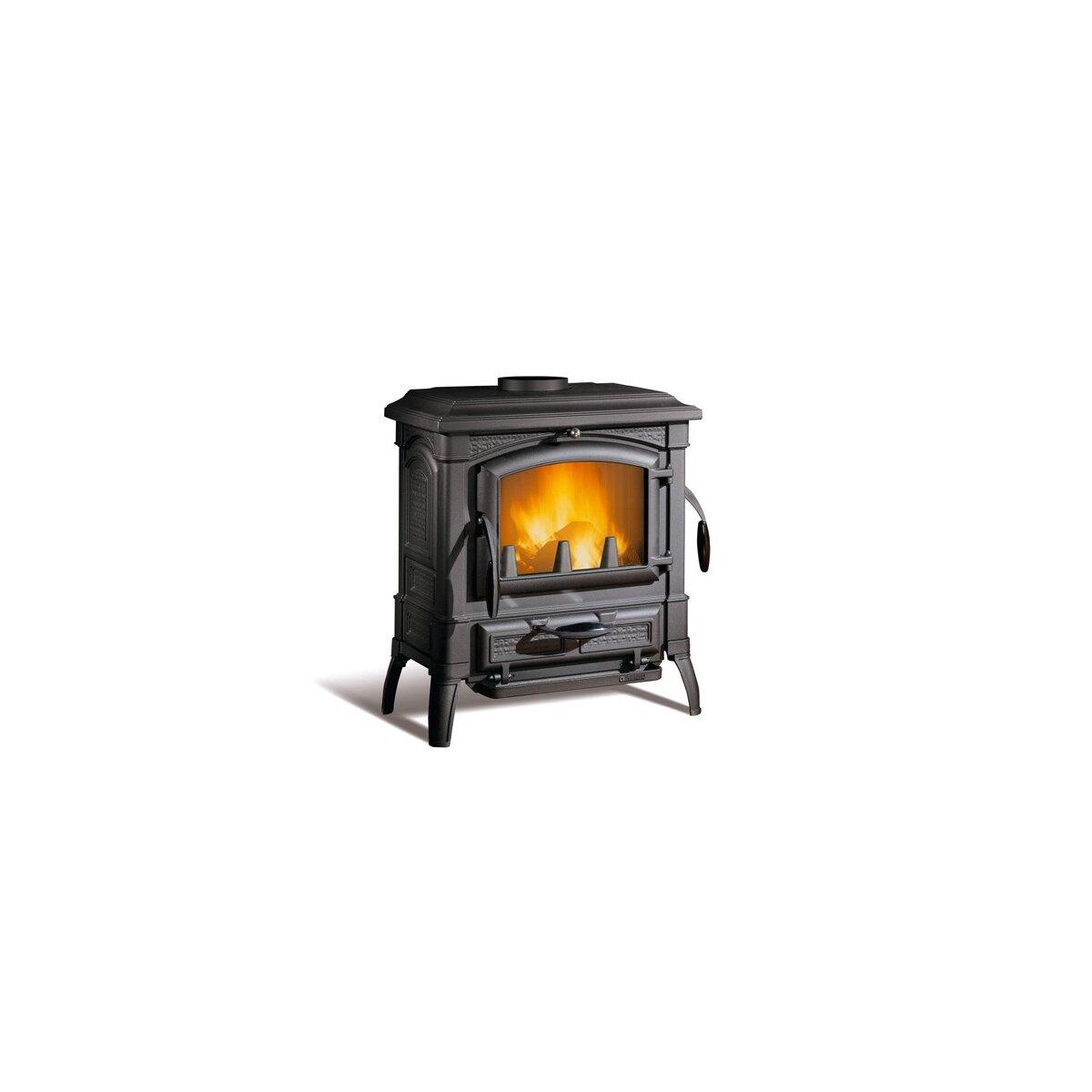 kaminofen gussofen la nordica isetta evo kaufen feuer. Black Bedroom Furniture Sets. Home Design Ideas
