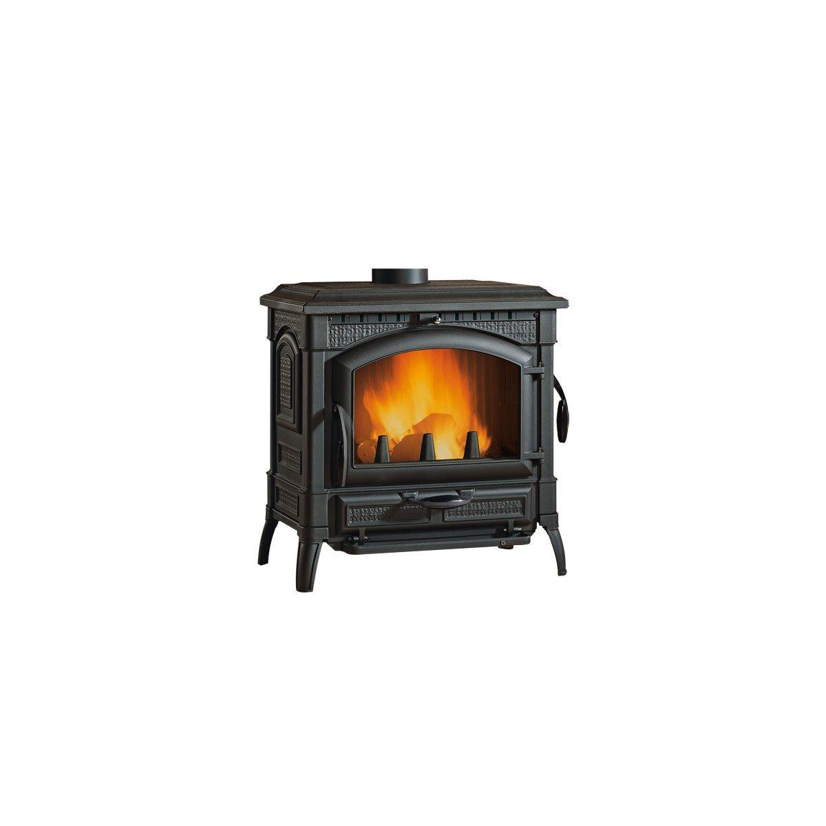 kaminofen gussofen la nordica isotta evo kaufen feuer fuchs von la nordica s p a. Black Bedroom Furniture Sets. Home Design Ideas