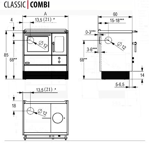 k chenherd lohberger vario line classic lc 70 classic. Black Bedroom Furniture Sets. Home Design Ideas